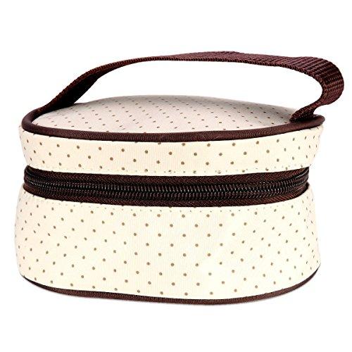 5teiliges Bébé Messenger Bag Marron Langer Ours Pin® Lath Sac À Main Bandoulière Mama tq45W8