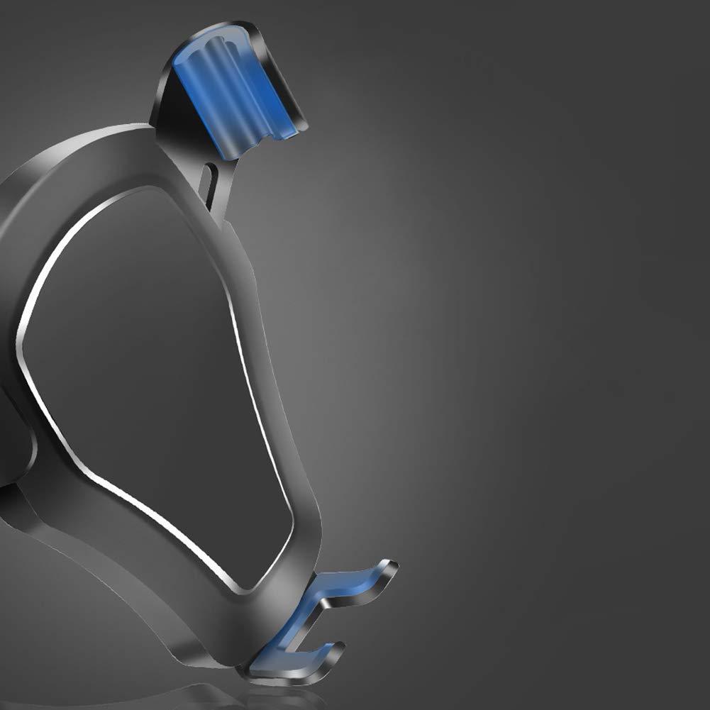 YGQersh Support Universel de Support de gravit/é de t/él/éphone Portable de b/âti d/évent de Voiture dalliage daluminium en Aluminium 1#