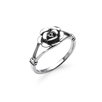 Silver Tiny Band Ring Sterling Silver 925 Best Price Jewelry Selectable Oxidized