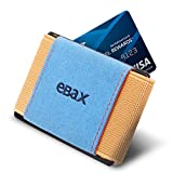 Ebax Minimalist Slim Wallet Latest Creative Functionality Front Pocket Card Holder