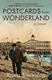 Front cover for the book Postcards From Wonderland by Rona Simmons