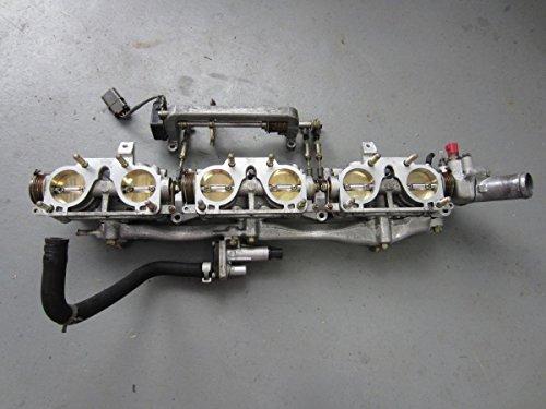 Autobahn88 Metal Throttle Chamber Gasket Set, fits for Nissan Skyline GTR R32 R33 R34 RB26DETT, OEM: 16293M (Set of 6 Pieces)