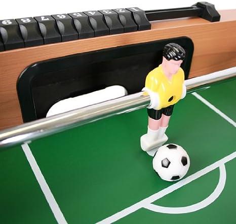 Jago - Futbolín Plegable, Incluye 2 Bolas Elegir: Amazon.es ...