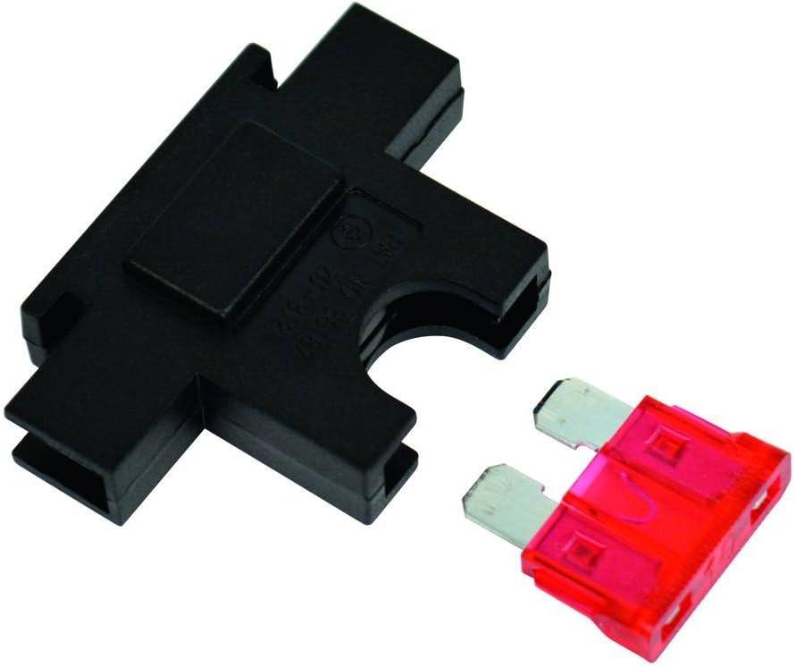 Carpoint 0810014 Sicherunghalter mit Sicherung 10A