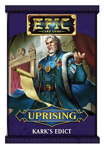 Epic Card Game Expansion: Uprising - Kark's Edict