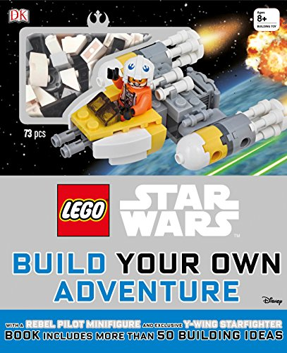 Instructions Wars Legos Star (LEGO Star Wars: Build Your Own Adventure: With a Rebel Pilot Minifigure and Exclusive Y-Wing Starfighter)