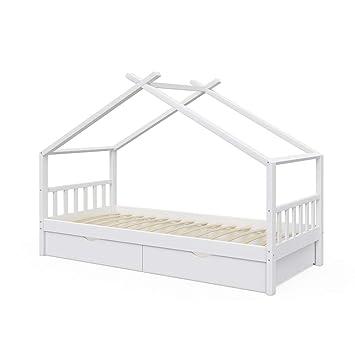 Vicco Kinderbett Wiki 90x200 Hausbett Grau Kinderhaus Bett Kinder