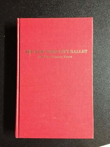 The New York City Ballet (Da Capo series in dance)