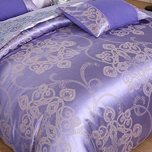 KESS InHouse Cyndi Steen Dreaming of Scotland Green Blue Twin Comforter 68 X 88