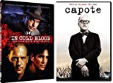 Truman Capote Film Collection - In Cold Blood (TV Miniseries) & Capote Philip Seymour Hoffman DVD Double Feature Bundle
