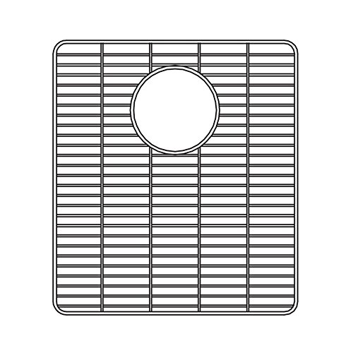 Houzer 629703 Wirecraft Kitchen Sink Bottom Grid for Quartztone Granite - Rack Wirecraft Sink