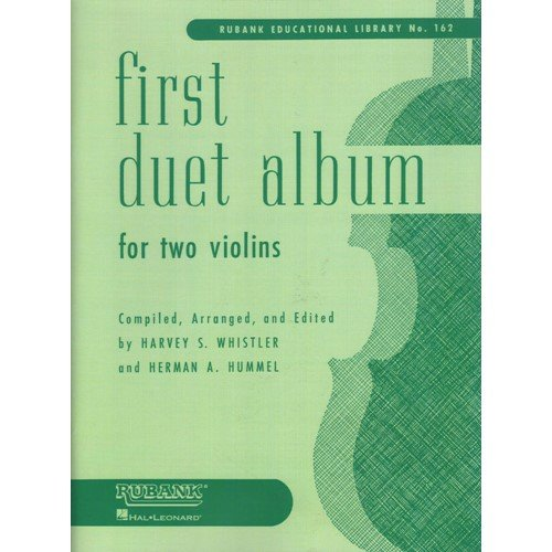 (First Duet Album for Two Violins)