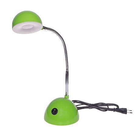 Emma es una lámpara de mesa / lámpara de escritorio verde ...