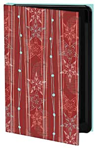Keka SLP35-MT10-GS3 - Funda para Galaxy S3, diseño de estrellas de Maike Thoma, color rojo y azul