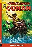 The Savage Sword of Conan Volume 13