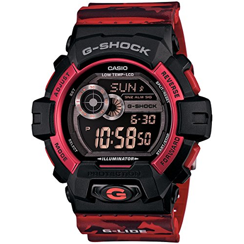 G Shock Winter G Lide Wrist Watch