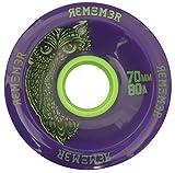 Remember Collective Hoot Freeride Wheel, Purple
