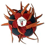 Pandemonium Footbag Hell Raiser Footbag 32 Panels Hacky Sack Bag Sand & Iron Weighted At 2.1 Onces