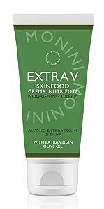 Monini Extra V Skinfood Cream, 3.38 Ounce