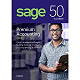 Software : Sage Software Sage 50 Premium Accounting 2018 U.S. 2-User (2-Users)