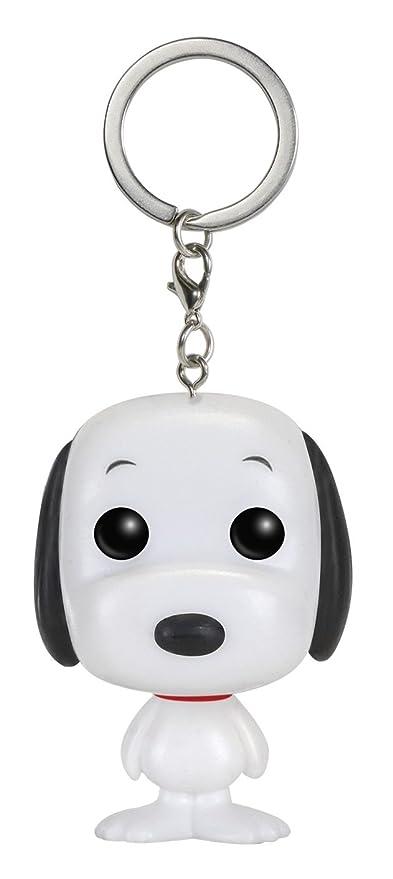 Funko POP Keychain: Peanuts - Snoopy Figure