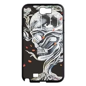 Skull Tree ZLB518137 Custom Case for Samsung Galaxy Note 2 N7100, Samsung Galaxy Note 2 N7100 Case
