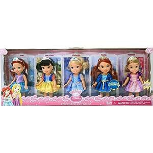 Disney princess my first disney princess petite princess party gift set ariel - Petite princesse disney ...
