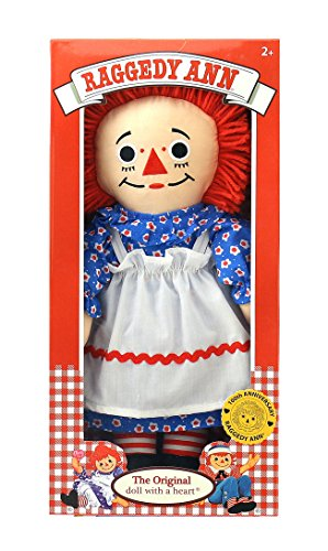 Raggedy Ann - Raggedy Collectibles Andy Ann And