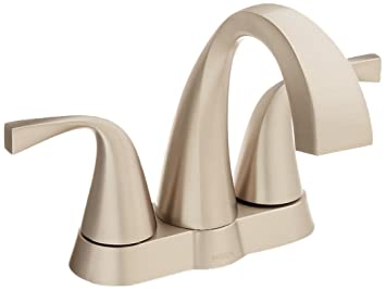 moen oxby roman tub faucet. Moen 84660SRN Oxby Centerset Bathroom Faucet  Spot Resist Brushed Nickel