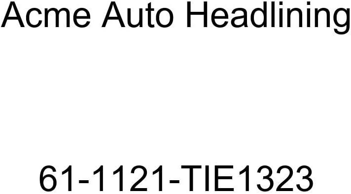1961 Buick Skylark 2 Door Coupe Acme Auto Headlining 61-1121-TIE1323 Light Blue Replacement Headliner