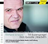 Strauss: Tone Poems 2 - Till Eulenspiegels lustige Streiche, Don Quixote, Macbeth