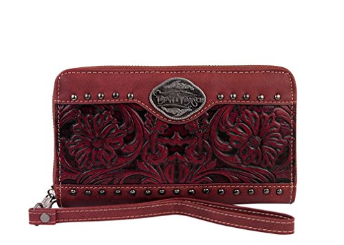tr15-w003-montana-west-trinity-ranch-tooled-design-wallet-burgundy
