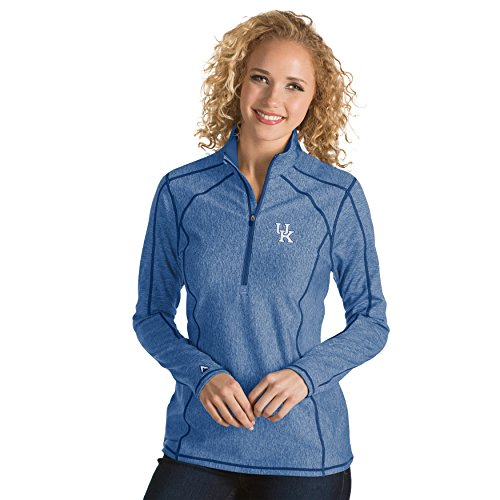 Zokee University of Kentucky Ladies Tempo 1/4 Zip Pullover (X-Large)