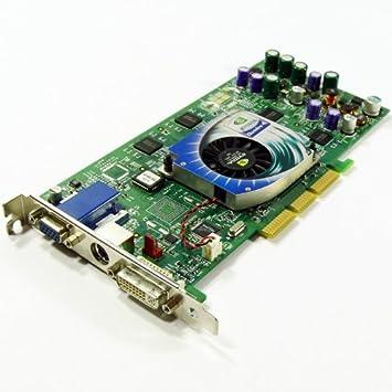 NVIDIA Quadro 4 700XGL 64MB AGP Video Card DVI VGA TW-06F389