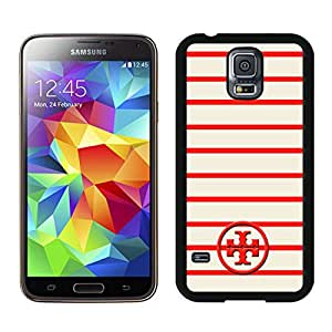 Unique And Luxurious Designed For Samsung Galaxy S5 I9600 G900a G900v G900p G900t G900w Cover Case With Tory Burch 64 Black Phone Case