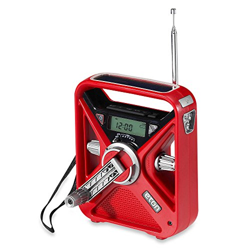 New! American Red Cross FRX3 Hand Crank NOAA AM/FM Weather A