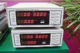 GOWE Digital Power Meter Displays:3 displays: V, A, W/PF/Hz