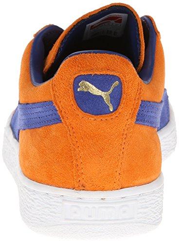 PUMA Adult Wildleder Klassischer Schuh Rotbraun Orange / Limoges