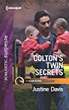 img - for Colton's Twin Secrets (The Coltons of Red Ridge) book / textbook / text book