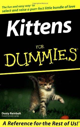 Kittens For Dummies -