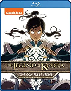 Legend of Korra: The Complete Series [Blu-ray] by Paramount