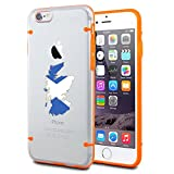 For Apple iPhone Hybrid Slim Clear Hard