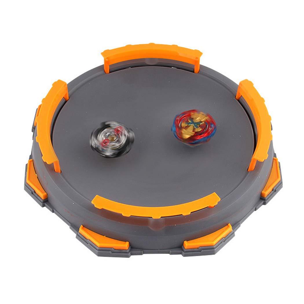 FunPa Gyro Spinning Top Battle Plate Regalo De Los Niños Juguete ...