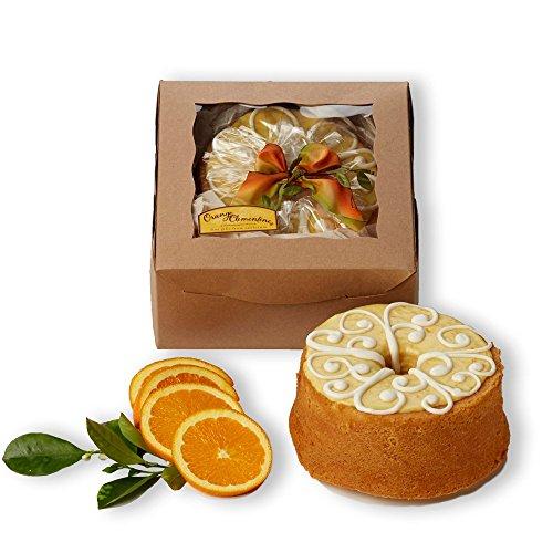 - Orange Pound Cake Gift Box