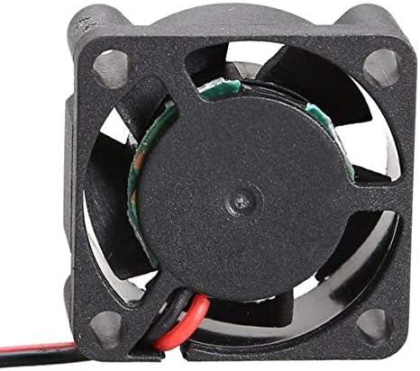 2510S 5V Cooler Brushless DC Fan 25x10mm Mini Cooling Radiator Fasmodel
