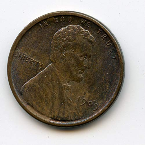 1909 Lincoln VDB Cent MS-65