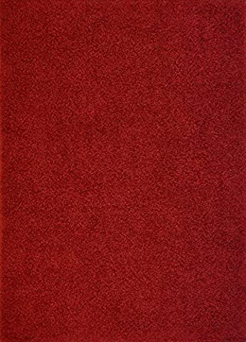 RugStylesOnline, Shaggy Collection Shag Area Rugs, 4'x5'3
