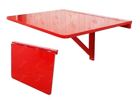 Tavoli Da Parete Cucina : Sobuy tavolo pieghevole da parete cucine tavolo tavolo
