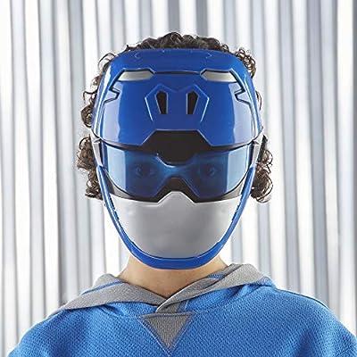 Power Rangers Beast Morphers Blue Ranger Mask: Toys & Games