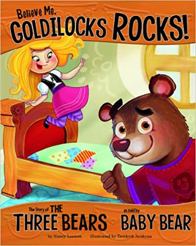 Image result for goldilocks and the three bears twisted tale